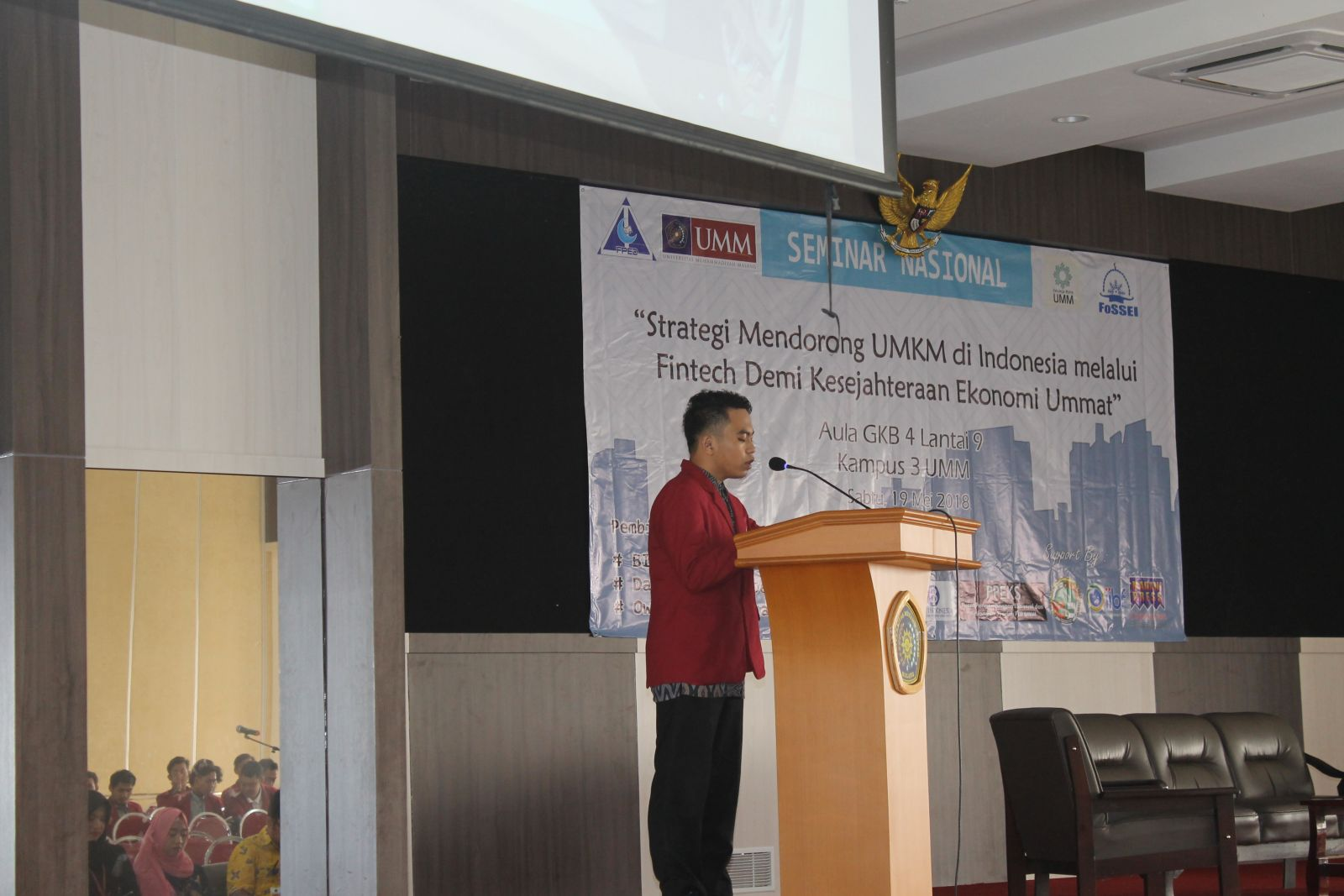 Fped Seminar Degree Technology Encourages Umkm In Indonesia